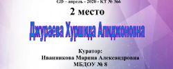 Джураева Хуршида Алиджоновна(1)
